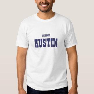 Je suis d'Austin T-shirts