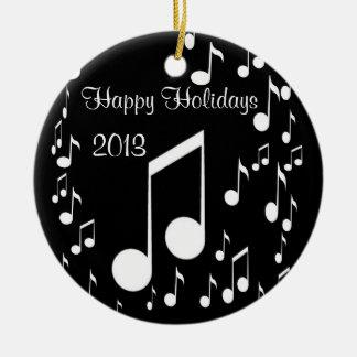 Je suis la musique, bonnes fêtes 2013_
