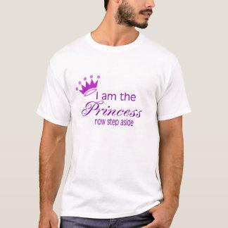 Je suis la princesse… t-shirt