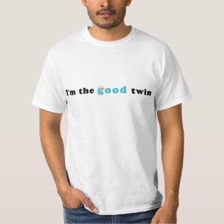 Je suis le bon jumeau t-shirt