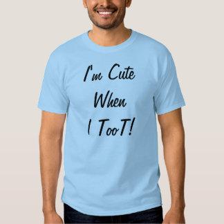 Je suis mignon quand je sonne ! - Adulte T Tee Shirts