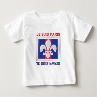 Je Suis Paris Baby T-Shirt