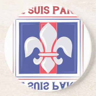 Je Suis Paris Coaster
