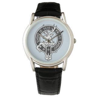 Je Suis Prest - Clan Fraser Crest Watch