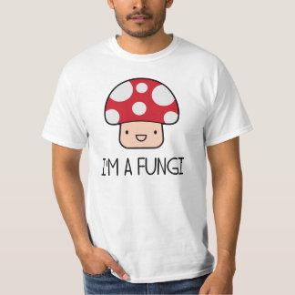 Je suis un champignon de type d'amusement de tee shirts