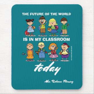 Je suis un professeur. Cadeau nommé fait sur Tapis De Souris