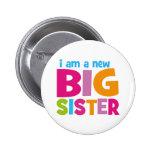 Je suis une nouvelle grande soeur badges