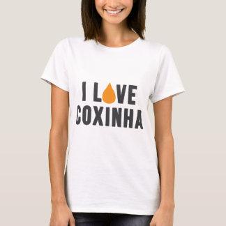 """Je T-shirt aime Coxinha"""