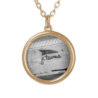 Je T'aime (I Love You) Necklace
