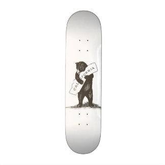 Je t'aime la Californie Skateboard 19,7 Cm
