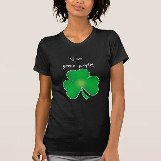 Je vois les personnes vertes : Tee - shirt et T-shirt