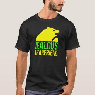 Jealous Bearfriend Yellow Bear T-Shirt