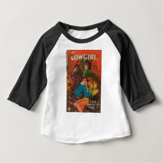 Jealous Cowgirl Baby T-Shirt