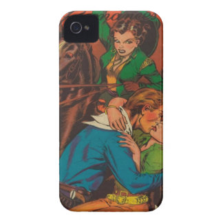 Jealous Cowgirl iPhone 4 Cover