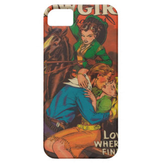 Jealous Cowgirl iPhone 5 Cases