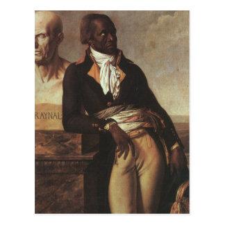 Jean-Baptiste Belley by Girodet Postcard