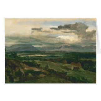 Jean-Baptiste-Camille Corot - Civita Castellana Card