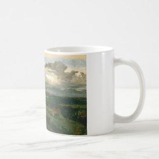 Jean-Baptiste-Camille Corot - Civita Castellana Coffee Mug