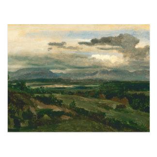 Jean-Baptiste-Camille Corot - Civita Castellana Postcard