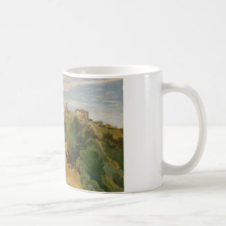 Jean-Baptiste-Camille Corot - Genzano Coffee Mug