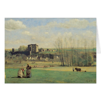 Jean-Baptiste-Camille Corot - Landscape Card