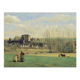 Jean-Baptiste-Camille Corot - Landscape Postcard