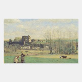 Jean-Baptiste-Camille Corot - Landscape Sticker