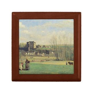 Jean-Baptiste-Camille Corot - Landscape Trinket Boxes