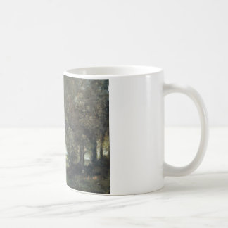 Jean-Baptiste-Camille Corot - River View Coffee Mug