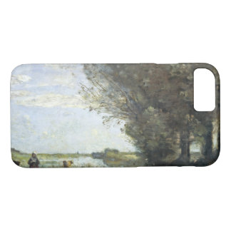 Jean-Baptiste-Camille Corot - River View iPhone 8/7 Case