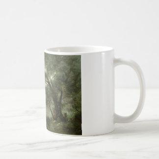 Jean-Baptiste-Camille Corot - The Boatman Coffee Mug