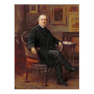 Jean-Baptiste Foucart 1894 Post Cards
