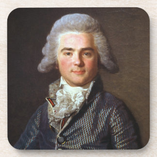 Jean-Baptiste-Jacques Augustin (1759-1832) French Beverage Coaster