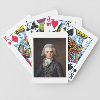 Jean-Baptiste-Jacques Augustin (1759-1832) French Bicycle Playing Cards