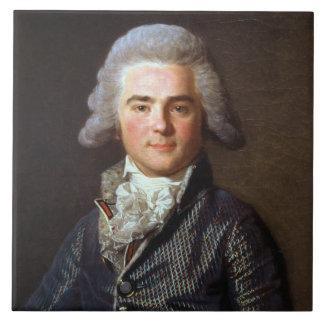 Jean-Baptiste-Jacques Augustin (1759-1832) French Tile