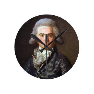 Jean-Baptiste-Jacques Augustin (1759-1832) French Wallclock