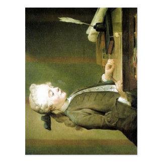 Jean-Baptiste Sim?on Chardin Chardin, Jean-Baptist Postcard