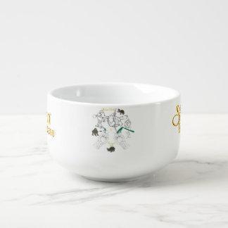 Jean-Bob&Speed Sketch Soup Mug