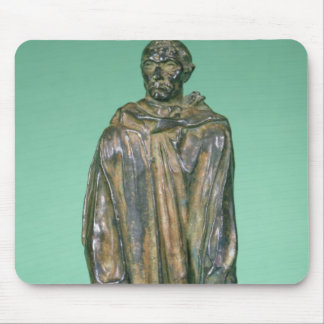 Jean d'Aire, from the Burghers of Calais (bronze) Mouse Pad