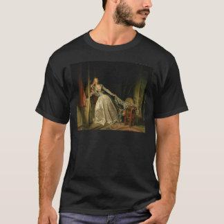 Jean-Honore Fragonard - The Stolen Kiss - Fine Art T-Shirt
