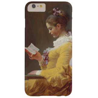 Jean-Honore Fragonard Young Girl Reading Vintage Barely There iPhone 6 Plus Case