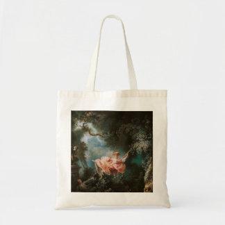 Jean-Honoré Fragonard's The Swing Budget Tote Bag