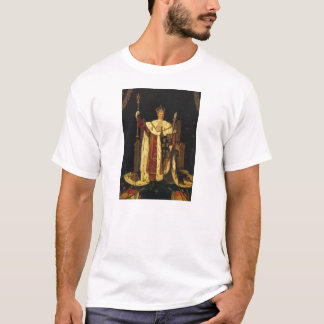 Jean Ingres- Portrait of Charles X T-Shirt