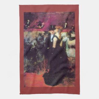 Jean-Louis Forain - Paris Opera Kitchen Towel