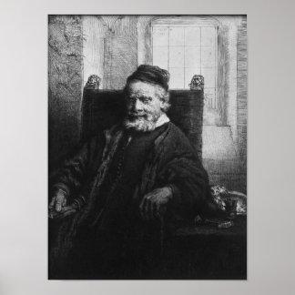 Jean Lutma, 1656 Print