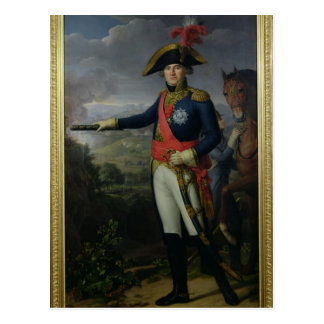 Jean Mathieu Philibert Serurier  Comte d'Empire Postcard