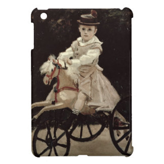 Jean Monet on his Hobby Horse, 1872 iPad Mini Cases