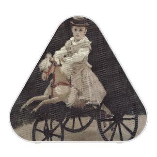 Jean Monet on his Hobby Horse 1872 Bluetooth Speaker