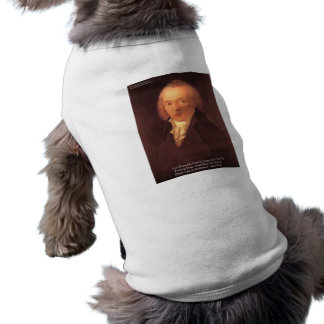 "Jean Paul ""Joy"" Wisdom Quote Gifts & Tees Doggie T Shirt"