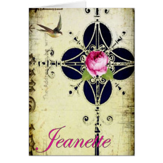 Jeanette Lee Card